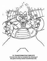 Dragonball Gohan Coloring4free Lupo Coloriages Mewarnai Coloringpages1001 Malvorlage Dbz Mannaro Animierte Animate Animaties Bewegende Animaatjes Sketchite Puntini Unisci Zamasu 2067 sketch template