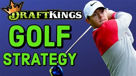 DRAFTKINGS GOLF DFS PGA CHAMPIONSHIP PICKS STRATEGY | DFS ...