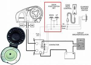 Windlass Problems Jeanneau Owners Forum Throughout Wiring