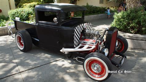 Hot Rod Homecoming Car Show Celebrates Years