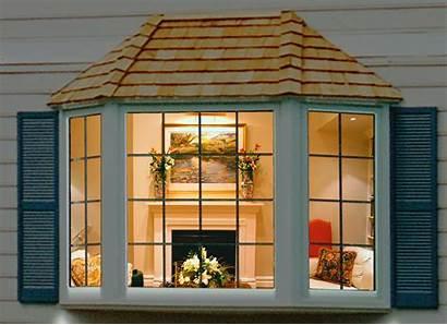 Exterior Window Windows Bay Outside Interior Designs