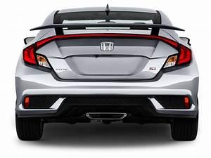 Image  2017 Honda Civic Coupe Si Manual Rear Exterior View