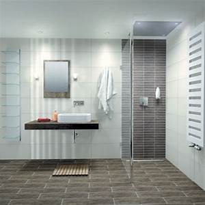 lux elements douche best lux elements castorama avec com With porte de douche coulissante avec spot encastrable extra plat salle de bain