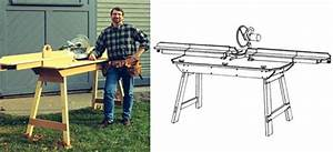 Norm's Kick-Ass New Yankee Chop Saw Table Toolmonger