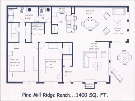 style floor plans bedroom design plans open floor plans ranch style house ranch style open floor plans floor