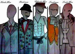 Slender Brothers by xoRemyox on DeviantArt