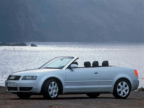 Audi A4 Cabriolet 2000 Exotic Car Wallpapers 008 Of 43