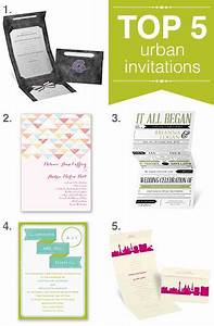 top 5 urban wedding invitations With top 5 online wedding invitations