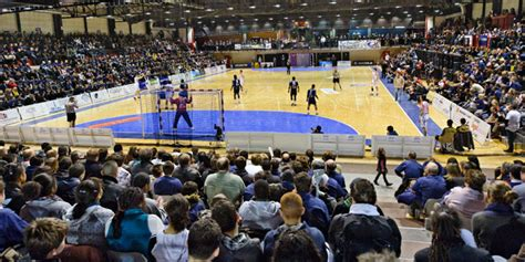 palais des sports info stades