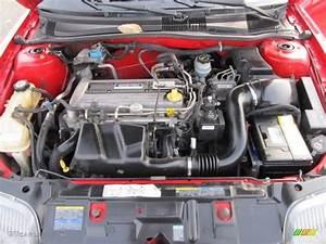 2002 Pontiac Sunfire Se Coupe Engine Photos