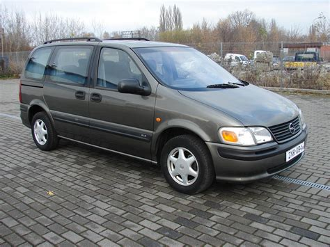 Opel Sintra by Opel Sintra Technical Details History Photos On Better