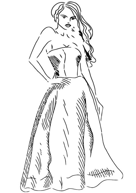 Coloring Top by Top Model Coloring Pages Coloring Pages To And