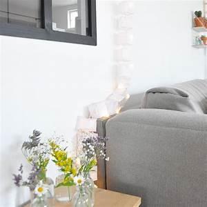 Guirlande Lumineuse Blanche : guirlande lumineuse cubiste ts ts blanche ~ Melissatoandfro.com Idées de Décoration