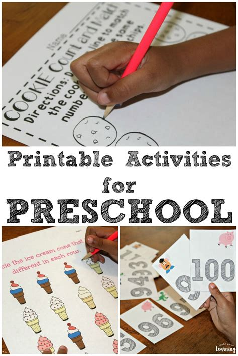preschool worksheets preschool sorting worksheets look 785 | Ready to get your little ones learning These printable preschool worksheets and activities feature fun themes and hands on learning for little ones