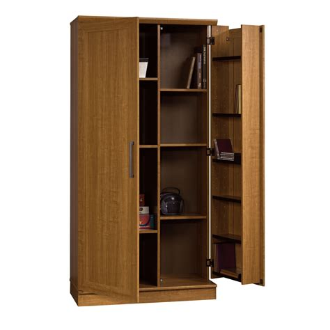 sauder home plus storage cabinet sauder homeplus storage cabinet swing out door