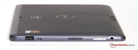 dell venue pro tablet review notebookcheck