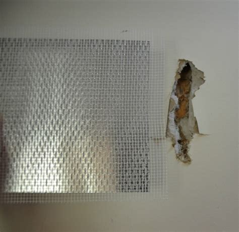 How To Repair A Large Hole In Sheetrock Or Drywall