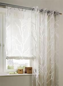 Raffrollo Weiß Transparent : 1 st raffrollo rollo 120 x 140 wei ste ausbrenner ~ Lateststills.com Haus und Dekorationen