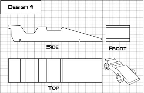 Pinewood Derby Design Template by Cub Scout Boy Scout Pinewood Derby Car Design Pinewood