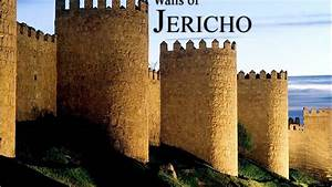 The Fall Of Jericho In Joshua Foreshadows End Times U0026 39  Events