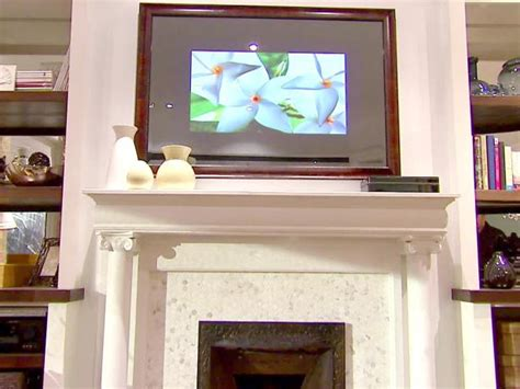 fireplace decorating ideas hgtv