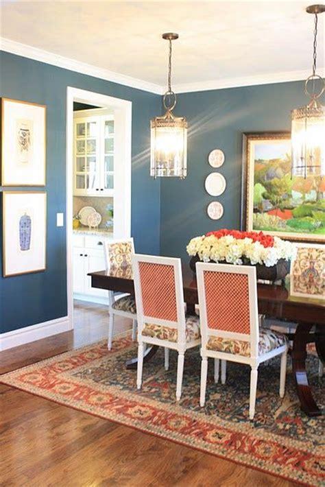 ideas  navy dining rooms  pinterest blue