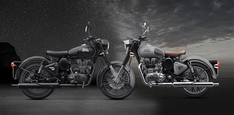 Royal Enfield Classic 500 Backgrounds by Royal Enfield Classic 500 Stealth Black And Gunmetal Grey