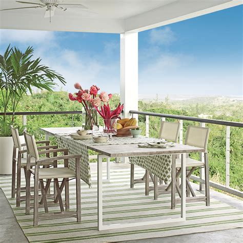 outdoor dining room ideas 20 outstanding outdoor dining rooms coastal living