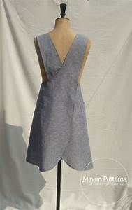 Online Chart Maker The Wrap Apron Textillia Online Sewing Community