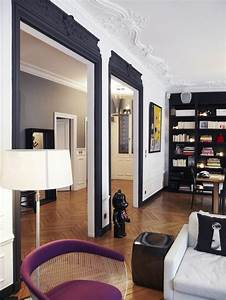 les 25 meilleures idees de la categorie moulure plafond With good idee couleur peinture couloir 6 photo salon et platre deco photo deco fr