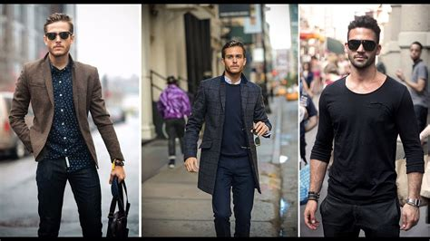 Men's Clothing Styles For Body Types 2017