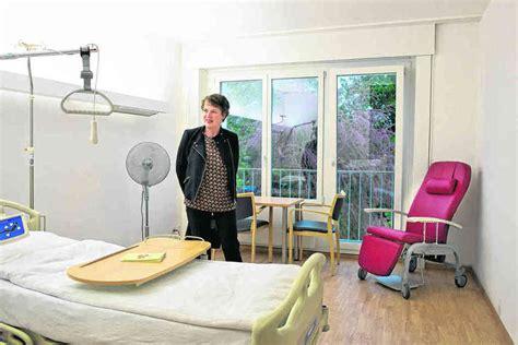 chambres mortuaires les soins palliatifs s installent près de l hôpital