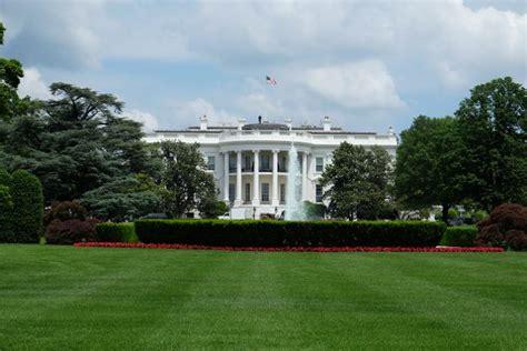 het witte huis in amerika witte huis zetel president de vs zeg architectuur