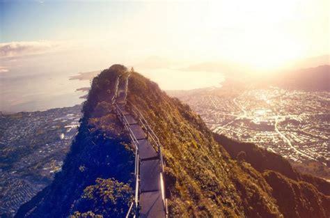 Haiku Stairs Oahu Hawaii Facts Pod
