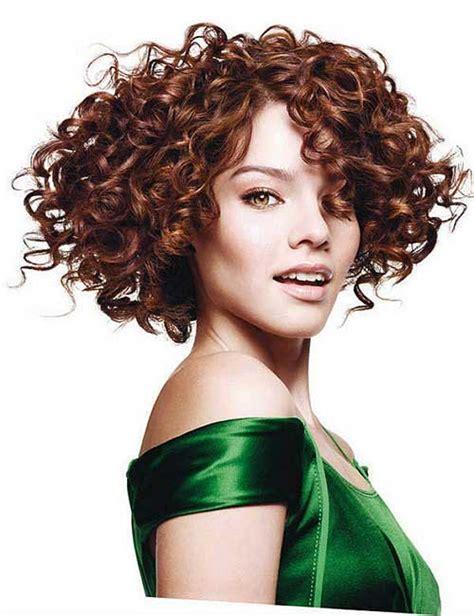 short curly hairstyles  bangs short hairstyles