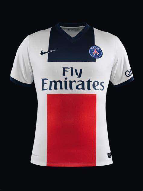 psg nouveau maillot ext 233 rieur 2013 2014 nike sportbuzzbusiness fr