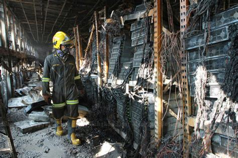 fire suppression   server room  titan power blog