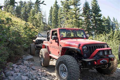 rubicon trail 20th anniversary rubicon trail 2017 jeep jamboree usa