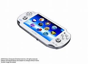Crystal White PS Vita Announced For Japan ~ PS Vita Hub ...