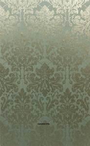 luxus tapeten omexco palazzo im klassischem barock stil With balkon teppich mit design tapeten berlin