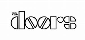 The Doors Font and Logo
