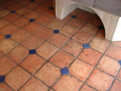 Saltillo Tile / Mexican PaversCalifornia Tile Sealers