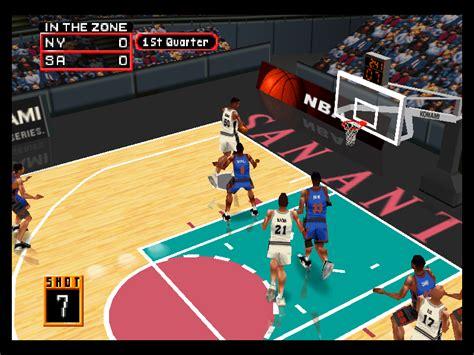nba zone 2000 screenshots n64 gamefabrique gbc nintendo