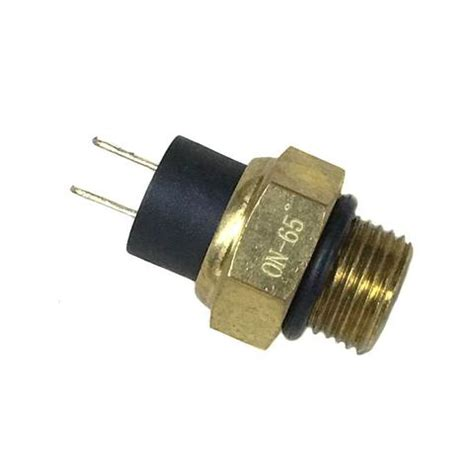 temperature sensor  water cooled engine  prong