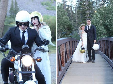 Biker Wedding & Mötormoon