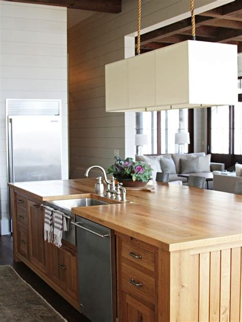 attractive kitchen island designs  remodeling