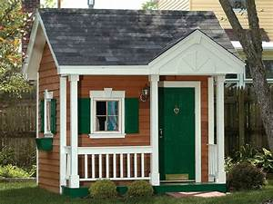PDF DIY Playhouse Plans With Porch Download playhouse