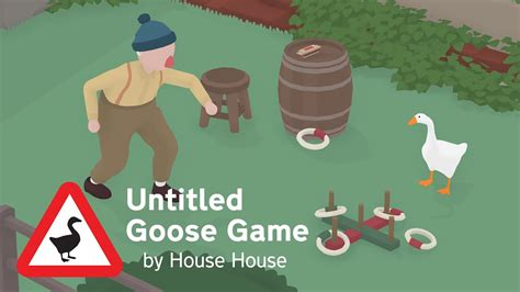 untitled goose game launch day trailer   youtube