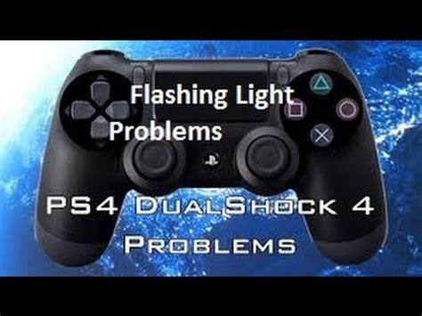 Ps4 Blinking White Light by Ps4 Controller White Light Not Responding