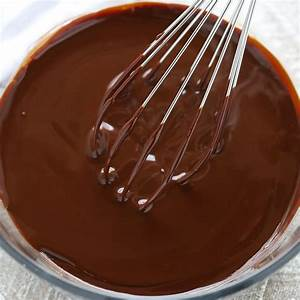 Was Ist Frosting : how to make chocolate ganache ~ Eleganceandgraceweddings.com Haus und Dekorationen